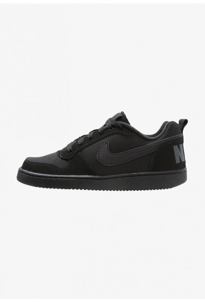 Nike COURT BOROUGH  - Baskets basses black