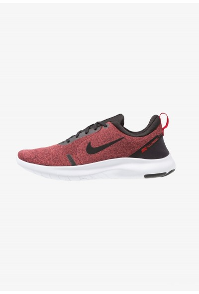 Nike FLEX EXPERIENCE RN 8 - Chaussures de course neutres black/red orbit/university red/white
