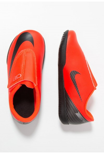 Nike JR VAPORX 12 CLUB CR7  - Chaussures de foot en salle bright crimson/black/chrome