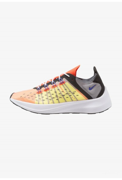 Nike EXP-X14 - Baskets basses team orange/persian violet/volt/black/cool grey/circuit orange