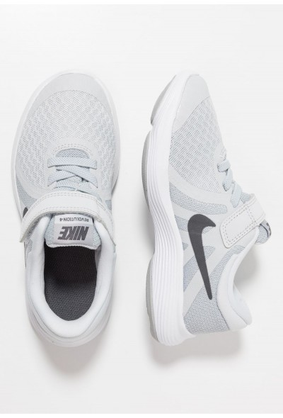 Black Friday 2019 - Nike REVOLUTION 4 - Chaussures de running neutres pure platinum/dark grey/wolf grey/white