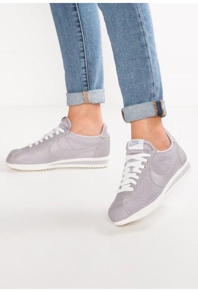 Nike CLASSIC CORTEZ PRM - Baskets basses atmosphere grey/summit white