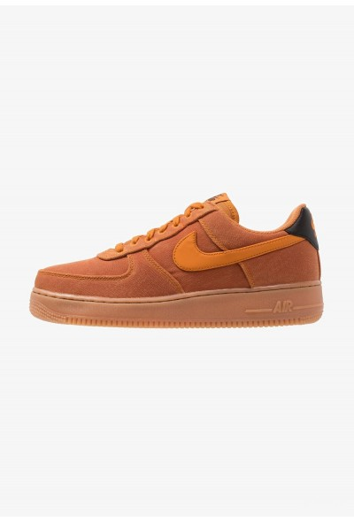 Nike AIR FORCE 1 '07 LV8 STYLE - Baskets basses monarch/medium brown/black