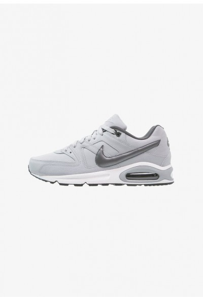 Nike AIR MAX COMMAND - Baskets basses wolf grey/metallic dark grey/black/white