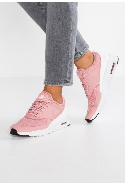 Nike AIR MAX THEA - Baskets basses rust pink/summit white