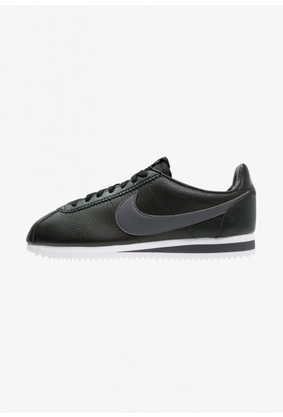 Nike CLASSIC CORTEZ - Baskets basses black/dark grey/white