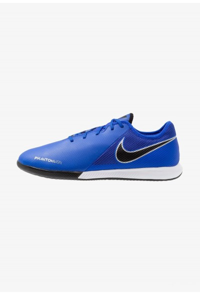 Nike PHANTOM OBRAX 3 GATO IC - Chaussures de foot en salle racer blue/black/metallic silver/volt/white