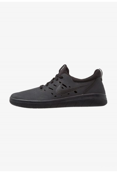 Nike NYJAH FREE - Baskets basses black/anthracite
