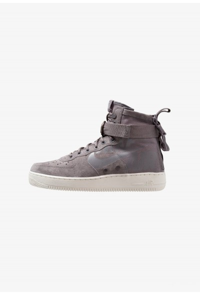 Nike SF AF1 MID - Baskets montantes gunsmoke/wolf grey/summit white