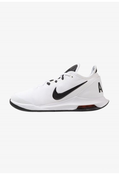 Black Friday 2019 - Nike AIR MAX WILDCARD HC - Baskets tout terrain white/black/bright crimson