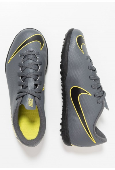 Black Friday 2019 - Nike MERCURIAL VAPORX 12 CLUB TF - Chaussures de foot multicrampons dark grey/black/opti yellow