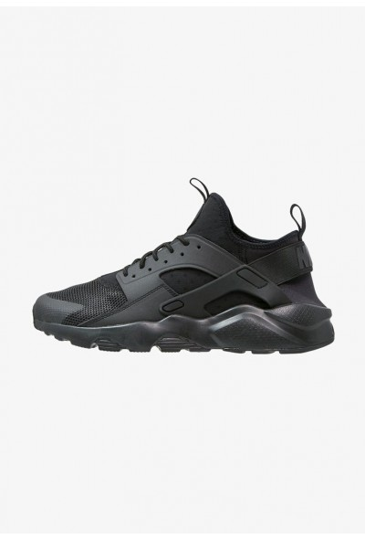 Nike AIR HUARACHE RUN ULTRA - Baskets basses black