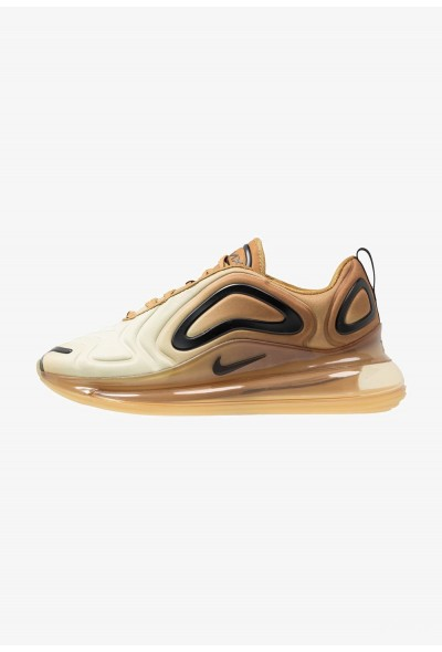 Nike AIR MAX 720 - Baskets basses wheat/black/club gold
