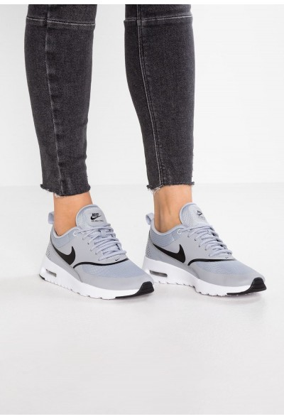Nike AIR MAX THEA - Baskets basses wolf grey/black