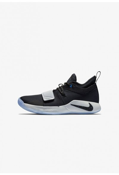 Nike PG 2.5 - Baskets basses black/photo blue/black