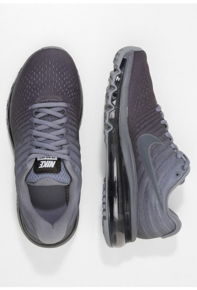 Nike AIR MAX 2017 BG - Chaussures de running neutres cool grey/anthracite/dark grey
