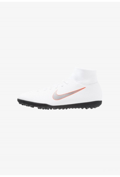 Nike SUPERFLYX 6 CLUB TF - Chaussures de foot multicrampons white