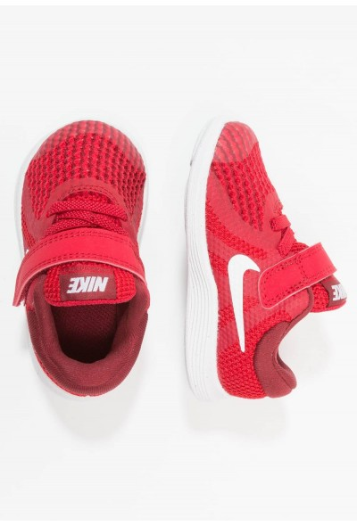 Nike REVOLUTION 4 - Chaussures de running neutres gym red/white/team red/black