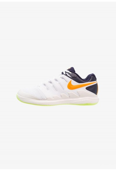 Nike AIR ZOOM VAPOR X HC - Baskets tout terrain phantom/orange peel/blackened blue/white/volt glow