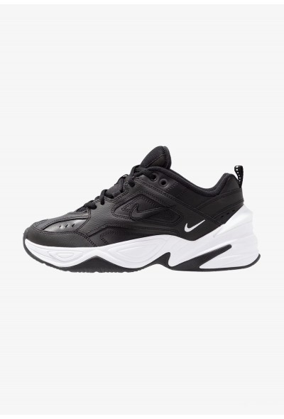 Nike M2K TEKNO - Baskets basses black/white