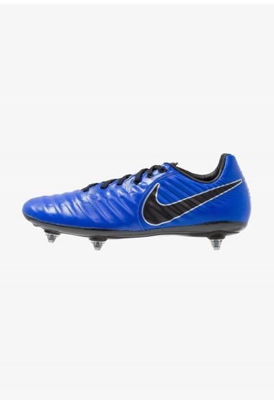 Nike TIEMPO LEGEND 7 PRO SG - Chaussures de foot à lamelles racer blue/black/metallic silver