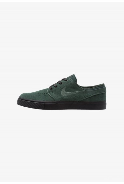 Nike ZOOM STEFAN JANOSKI - Baskets basses midnight green/black