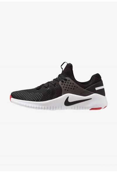 Nike FREE TRAINER V8 - Chaussures d'entraînement et de fitness black/white/red blaze