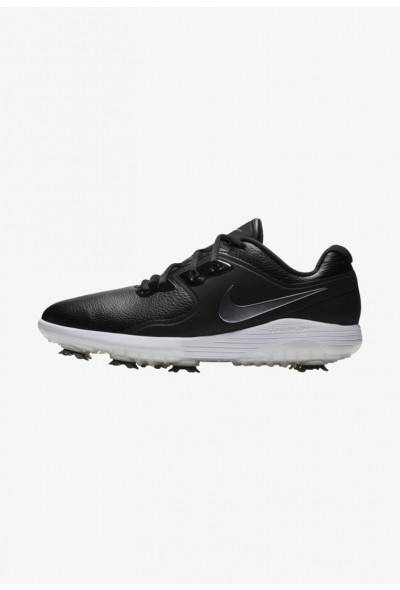 Nike VAPOR PRO - Chaussures de golf black/white/volt/metallic cool grey