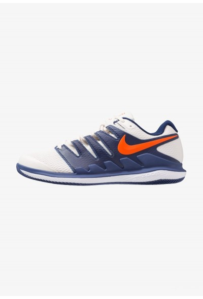Nike AIR ZOOM VAPOR X HC - Baskets tout terrain phantom/orange blaze/blue void/white
