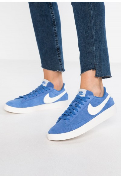 Nike BLAZER - Baskets basses mountain blue/sail