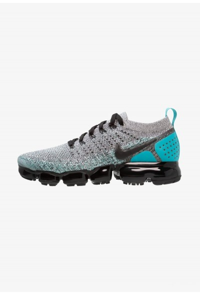 Nike AIR VAPORMAX FLYKNIT - Chaussures de running neutres white/black/dusty cactus