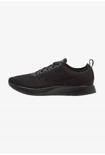 Nike DUALTONE RACER - Baskets basses black