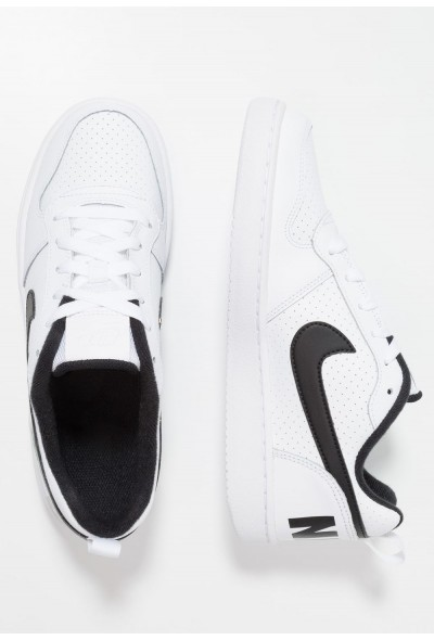 Nike COURT BOROUGH  - Baskets basses white/black