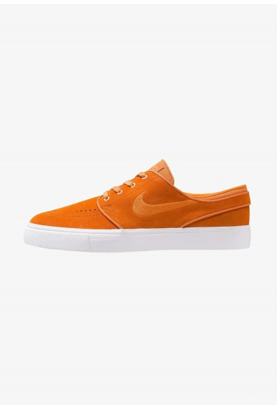Nike ZOOM STEFAN JANOSKI - Baskets basses cinder orange/white/yellow