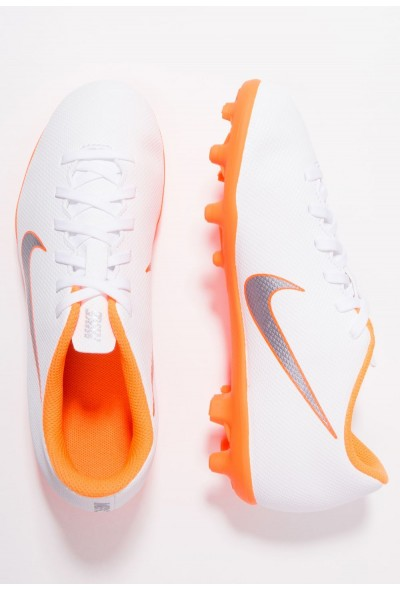 Nike MERCURIAL VAPOR 12 CLUB MG - Chaussures de foot à crampons white