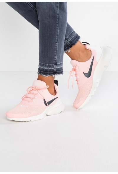 Nike PRESTO FLY - Baskets basses storm pink/anthracite/summit white