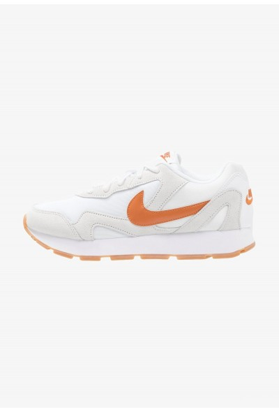 Nike DELFINE - Baskets basses white/cinder orange/light brown