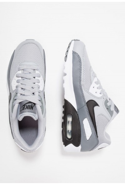 Nike AIR MAX 90 - Baskets basses wolf grey/black/cool grey/white