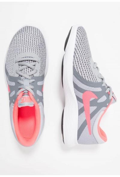 Black Friday 2019 - Nike REVOLUTION 4 - Chaussures de running neutres wolf grey/racer pink/cool grey/white