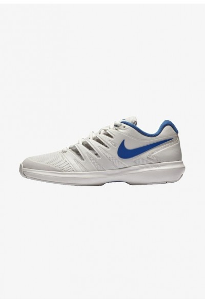 Nike AIR ZOOM PRESTIGE HC - Baskets tout terrain grey/dark blue