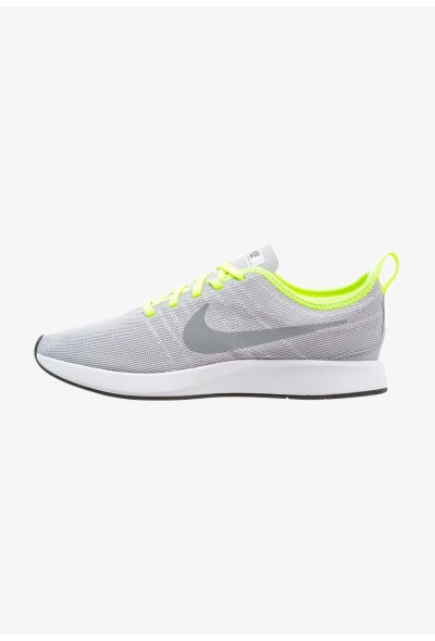 Nike DUALTONE RACER - Baskets basses wolf grey/cool grey/white/black