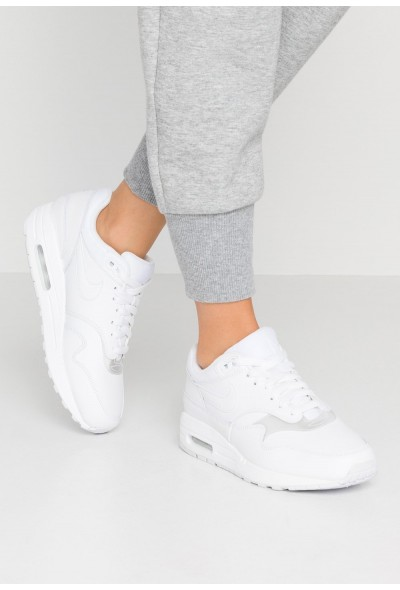 Nike AIR MAX 1 - Baskets basses white