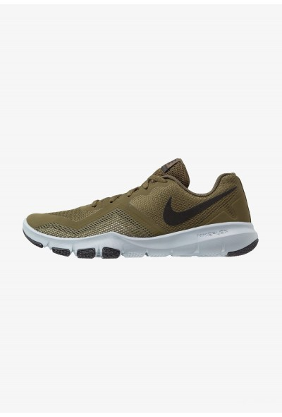 Nike FLEX CONTROL II - Chaussures d'entraînement et de fitness olive/black/medium olive/neutral olive/light bone/wolf grey
