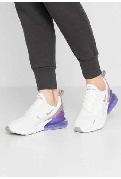 Nike AIR MAX 270 - Baskets basses sail/pumice/space purple/white