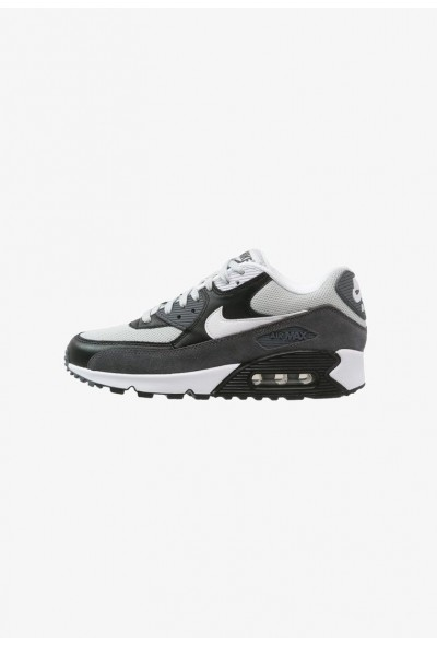 Nike AIR MAX 90 ESSENTIAL - Baskets basses grey mist/white/black/dark grey