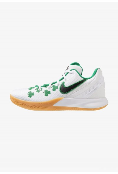 Nike KYRIE FLYTRAP II - Chaussures de basket white/black/aloe verde/light brown