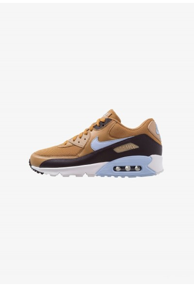 Nike AIR MAX 90 ESSENTIAL - Baskets basses muted bronze/royal tint/burgundy ash/desert