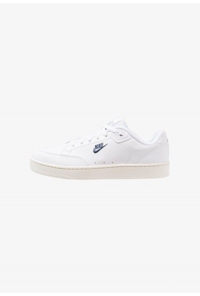 Nike GRANDSTAND II - Baskets basses white/navy sail/arctic punch