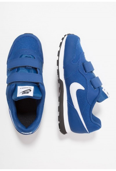 Nike MD RUNNER 2 - Baskets basses gym blue/white/black