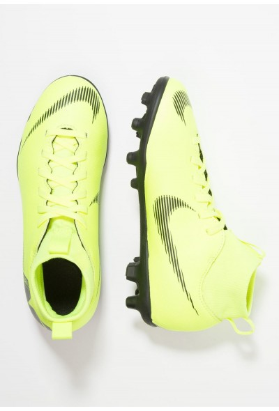 Nike CLUB MG - Chaussures de foot à crampons volt/black